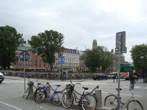 Ciclovia-Malmoe-Suecia